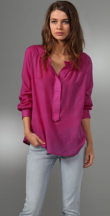 PJK Patterson J. Kincaid Deanna Long Sleeve Tunic