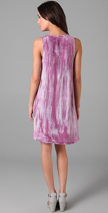 PJK Patterson J. Kincaid Tie Dye Hampton Tank Dress