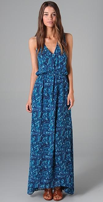 PJK Patterson J. Kincaid Brea Maxi Dress