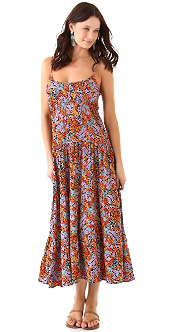 PJK Patterson J. Kincaid Lady Maxi Dress