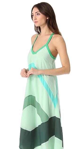 PJK Patterson J. Kincaid Hanalai Maxi Dress