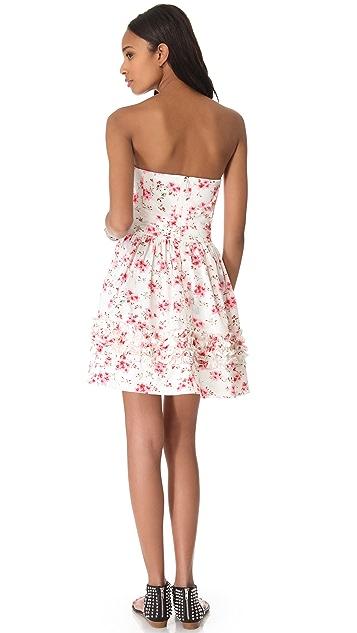 PJK Patterson J. Kincaid Man Repeller x PJK Aurora Flirty Dress
