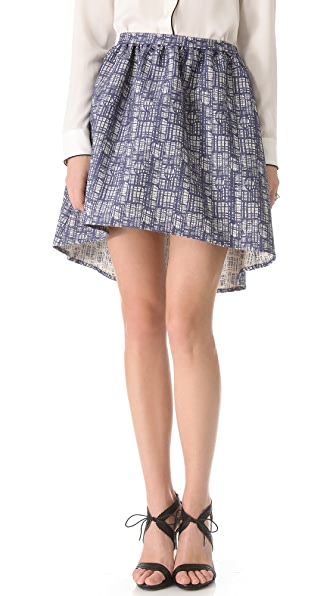 PJK Patterson J. Kincaid Man Repeller x PJK Wendy Skirt