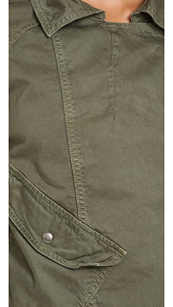 PJK Patterson J. Kincaid Hauser Moto Jacket