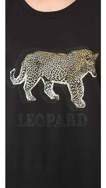PJK Patterson J. Kincaid Lora Leopard Tank