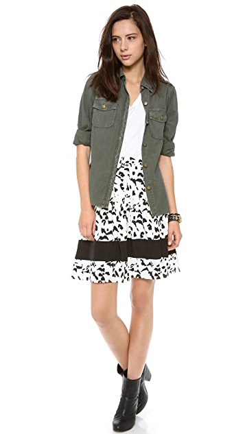 PJK Patterson J. Kincaid Vine Skirt