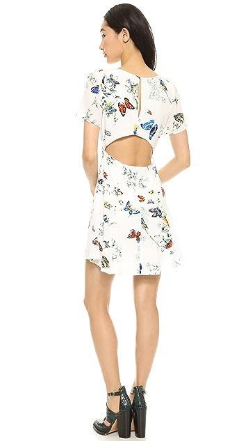 PJK Patterson J. Kincaid Halo Dress