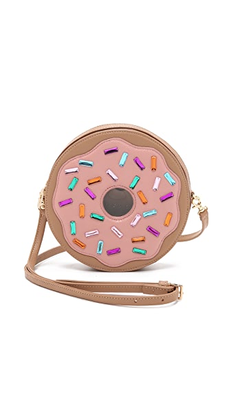 Patricia Chang Donut Cross Body Bag