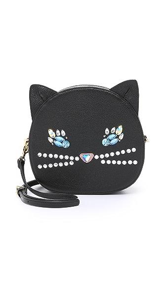 Patricia Chang Cat Cross Body Bag