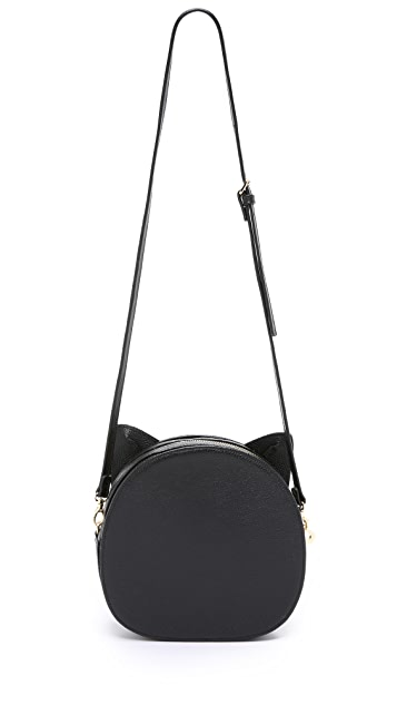 Patricia Chang Cat Cross Body Bag