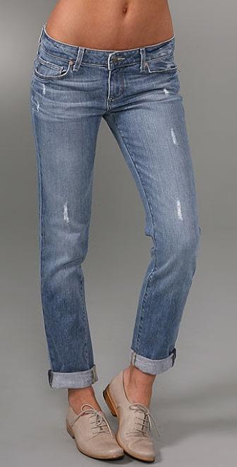 Paige Denim Jimmy Jimmy Skinny Jeans