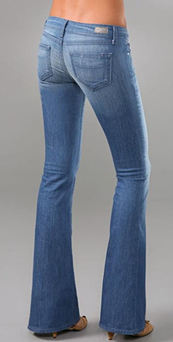 PAIGE Bell Canyon Skinny Flare Jeans