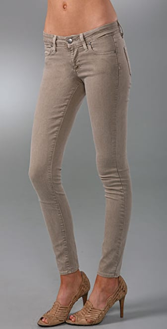 PAIGE Verdugo Twill Jeggings
