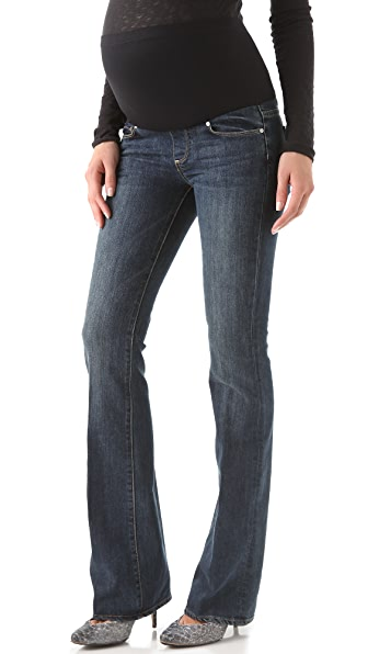 PAIGE Laurel Canyon Maternity Jeans