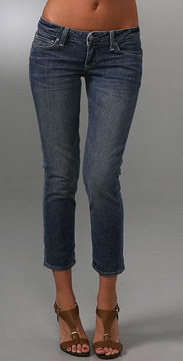 PAIGE Venice Cropped Jeans