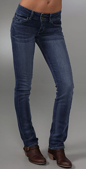 Paige Denim Hidden Hills Straight Leg Jeans