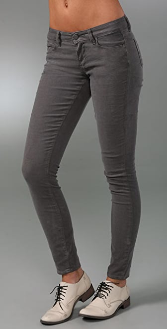 Paige Denim Corduroy Verdugo Jeggings