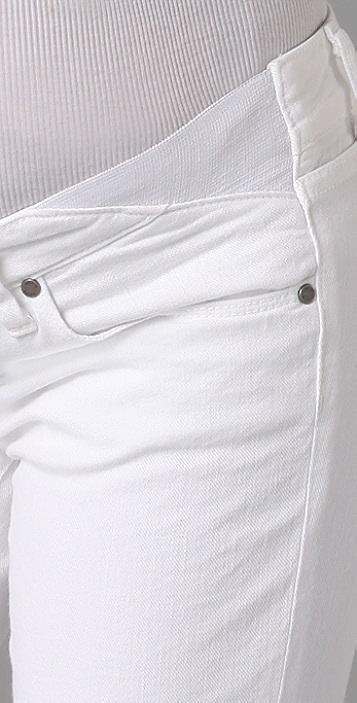 PAIGE Union Laurel Canyon Maternity Jeans