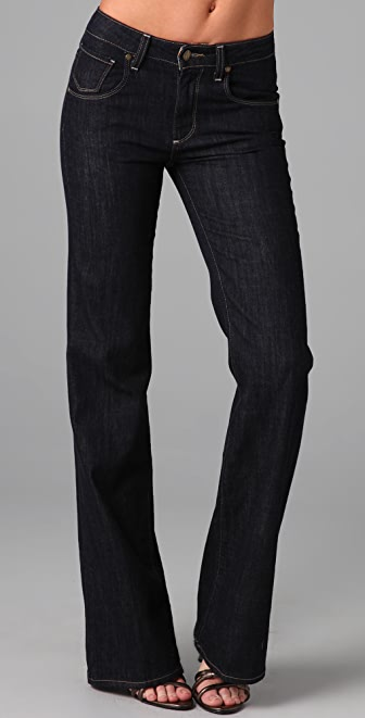 Paige Denim Roxley High Rise Wide Leg Jeans