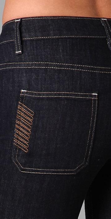 PAIGE Roxley High Rise Wide Leg Jeans