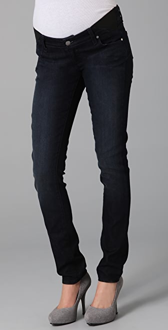PAIGE Union Skyline Maternity Jeans