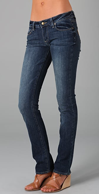 Paige Denim Skyline Drive Straight Leg Jeans