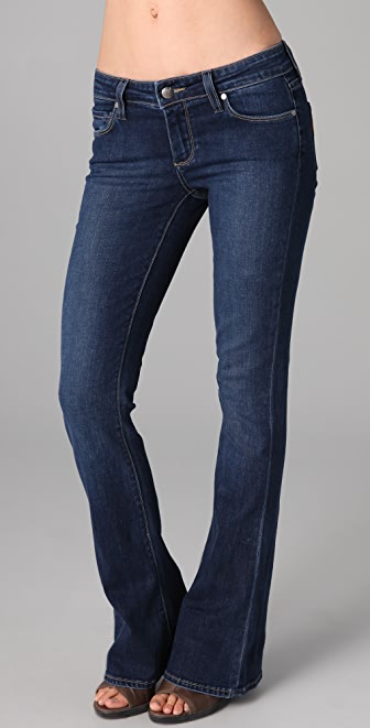 PAIGE Lou Lou Petite Flare Jeans | 15% off first app purchase with ...