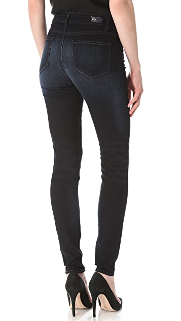 PAIGE High Rise Jeggings