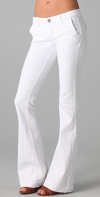 PAIGE Santa Monica Flare Jeans