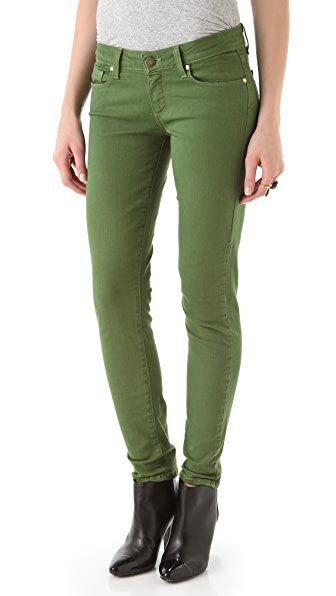 Paige Denim Skyline Ankle Peg Jeans
