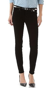 Paige Denim Verdugo Ultra Skinny Velvet Pants