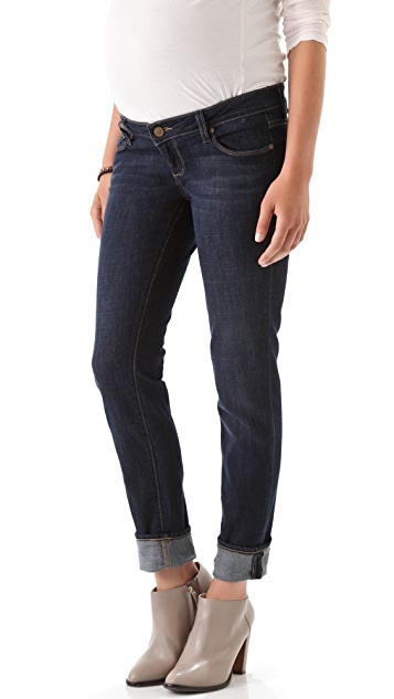 PAIGE Maternity Jimmy Jimmy Skinny Jeans