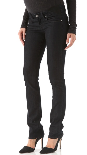 Paige Denim Maternity Union Skyline Jeans