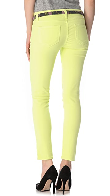 PAIGE Skyline Ankle Peg Jeans