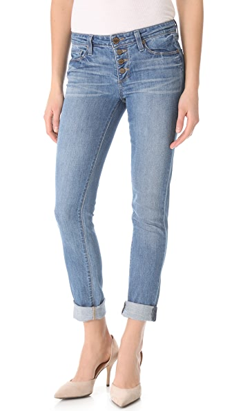 Paige Denim Madison Skinny Jeans