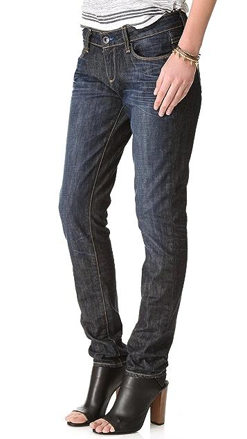 PAIGE Jimmy Jimmy Slouchy Skinny Jeans