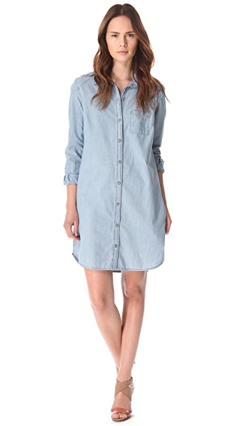 PAIGE Elliot Shirtdress