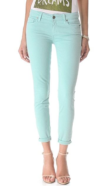 PAIGE Verdugo Ankle Jeans