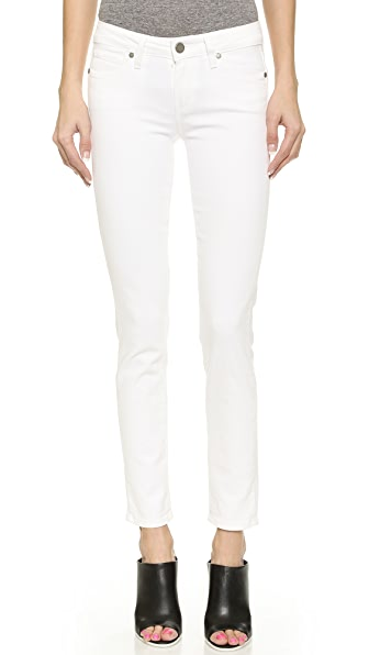 Paige Denim Skyline Ankle Skinny Jeans