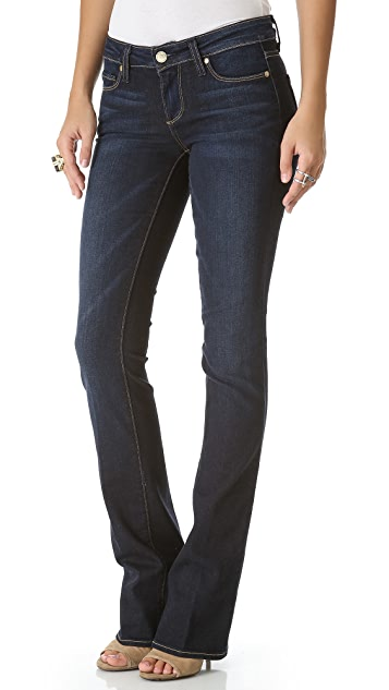 PAIGE Manhattan Boot Cut Jeans
