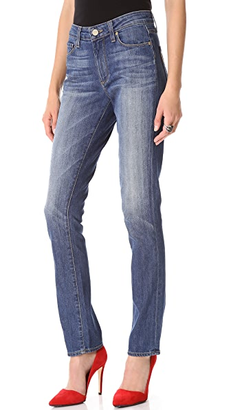 PAIGE Pamela Straight Leg Jeans