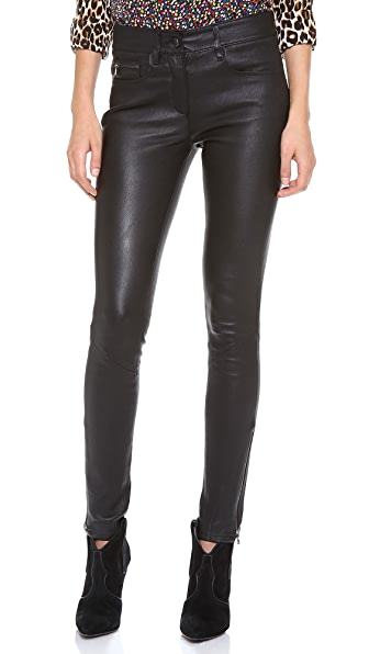 PAIGE Daphne Leather Pants