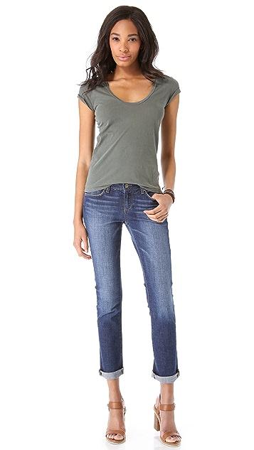 PAIGE Kelsi Straight Leg Jeans