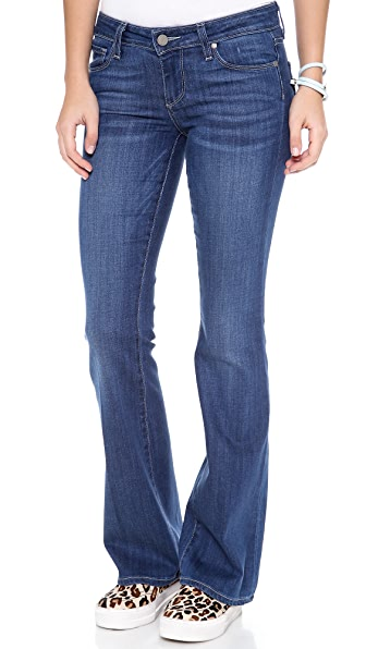 Paige Denim Skyline Petite Flare Jeans