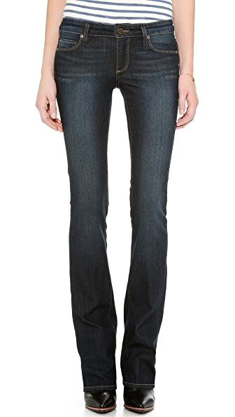 Paige Denim Manhattan Bootcut Jeans