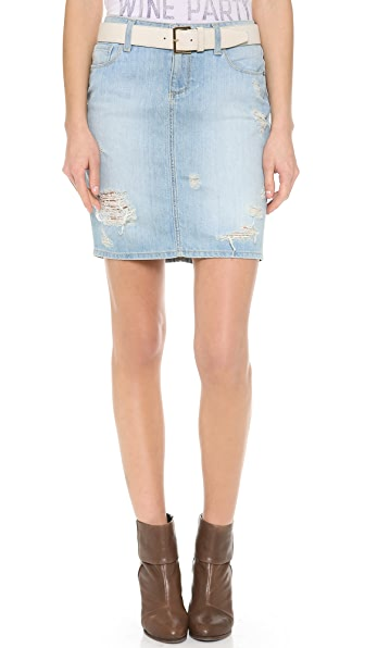 Paige Denim Kyle Skirt
