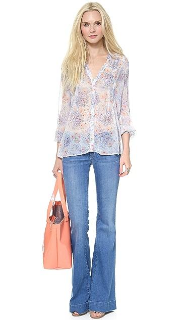 PAIGE Fiona Flare Jeans