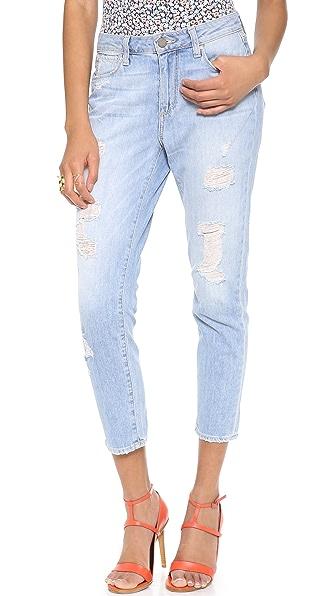 PAIGE Callie Boyfriend Jeans