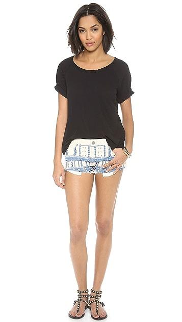 PAIGE Echo Park Shorts