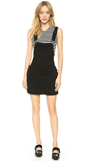 PAIGE Danielle Overall Dress